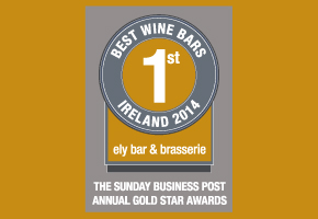 Besti wine bar in Ireland