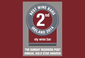 Best wine bar in Ireland