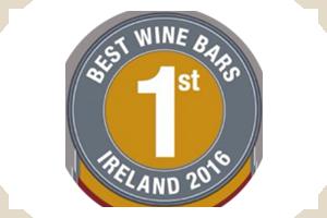 best-wine-bar-ireland-award-first-place-2016