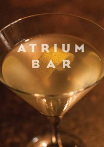 Click here to download the atrium drinks menu