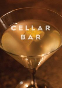 Click here to download the cellar bar drinks menu