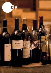 Click here to download the wine list for ely place