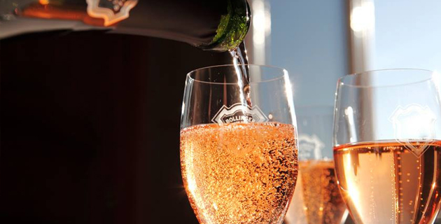 Bollinger Rose – Life Can Be Perfect