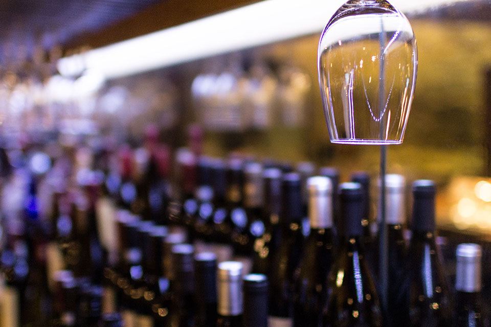 4 Week Wine Course October-November