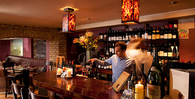 A Tale of Two Wine Bars