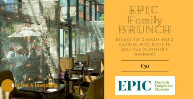 EPIC family brunch