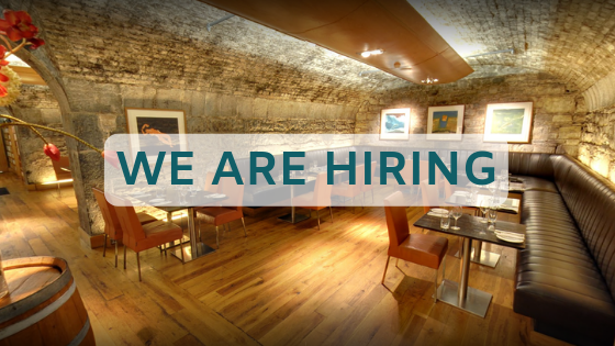 Career opportunities at ELY: Waiting Staff