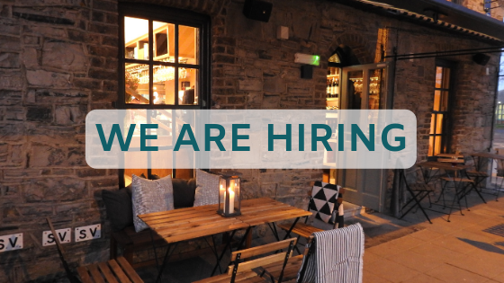Career opportunities at ELY: Wine Store Attendant