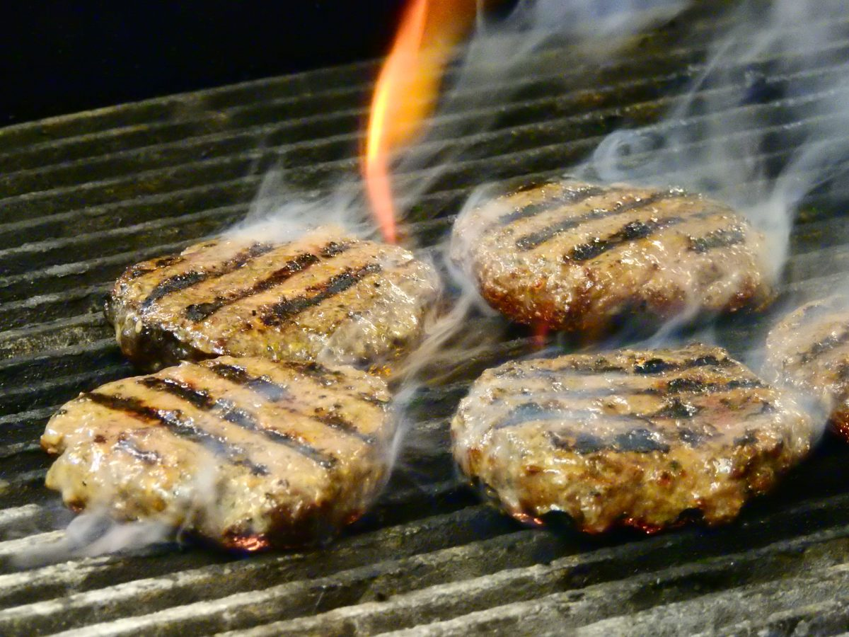 Summer BBQ's at ELY BAR & GRILL