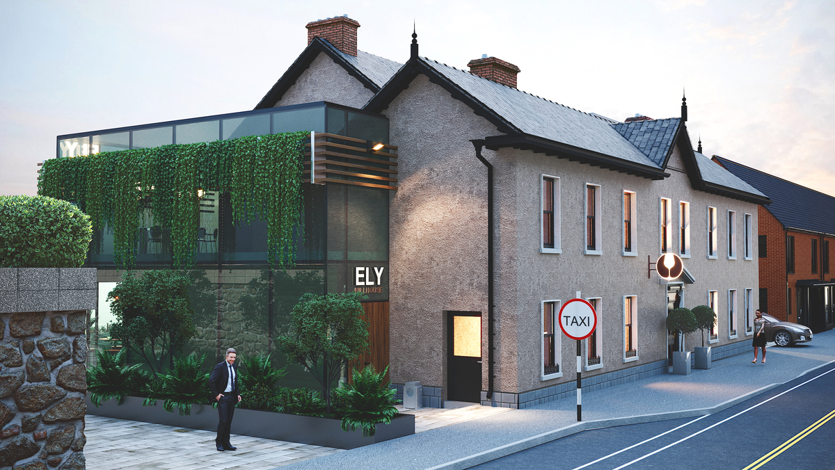 ELY is bringing its award-winning wine list to Dundrum in 2019