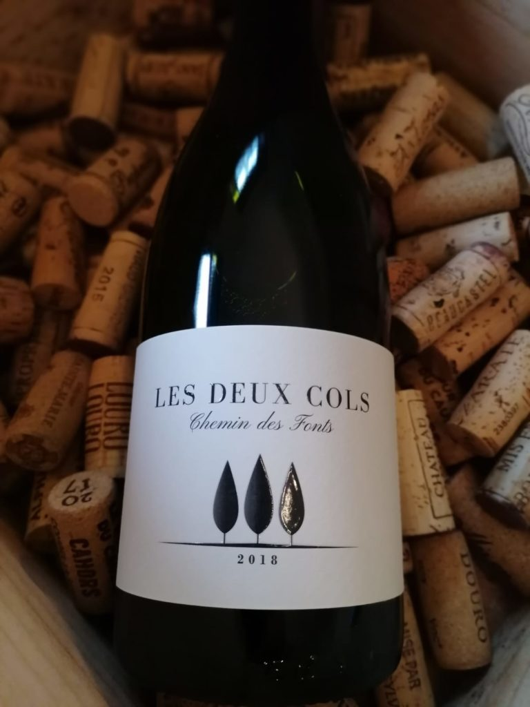 World Cup of Wines: Les Deux Cols 'Chemin des Fonts' 2018