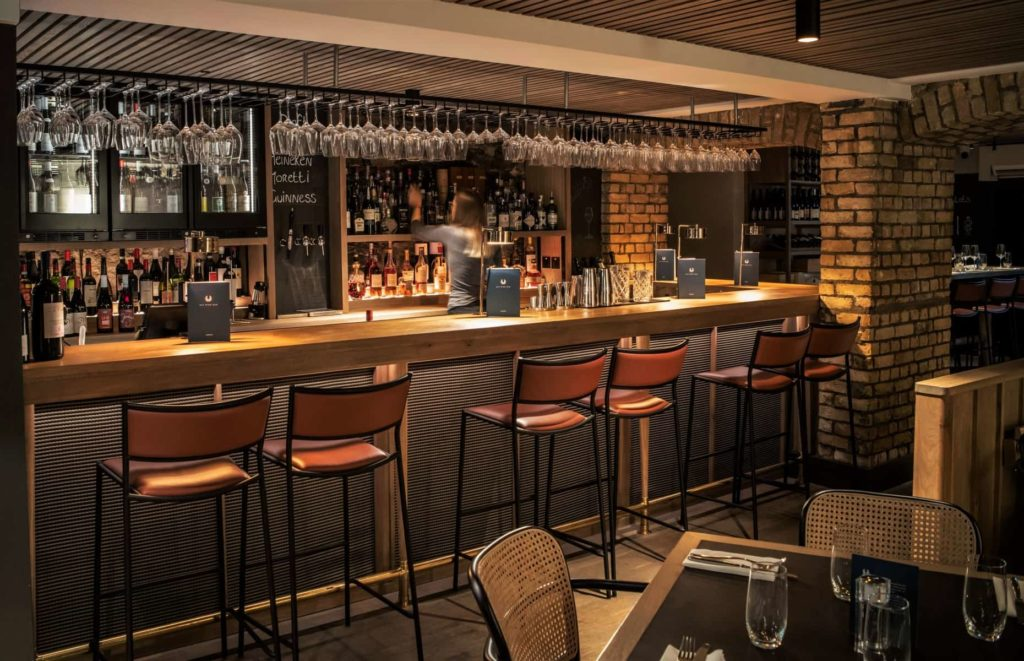 """ELY WINE BAR tops the list of """"Best Wine Bar 2020"""" in Tomas Clancy's annual Business Post Gold Star Awards for 2020"""