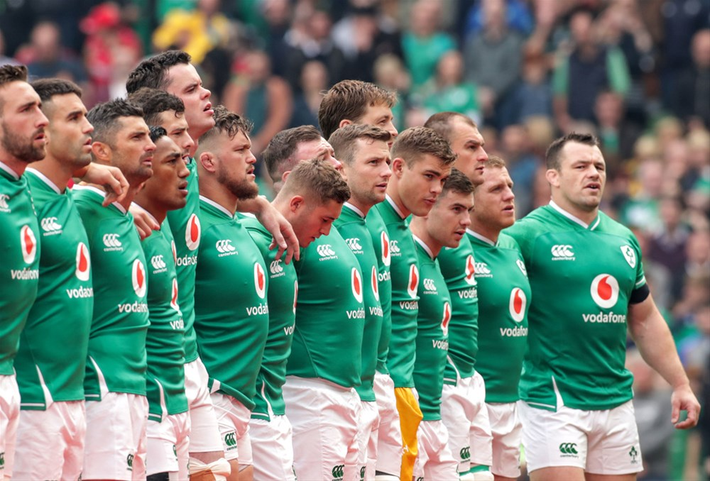 Join us for 6 nations match-day brunch as Ireland looks to regain the Guinness 6 Nations title from defending champions, Wales.
